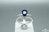 Sidabrinis žiedas - ZDM1430