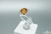 Žiedas su citrinu - ZDM1341