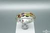 Žiedas su natūraliais akmenimis - ZDM1219