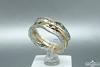 Žiedas su natūraliais akmenimis - ZDM570