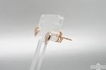Auksiniai auskarai - AUA112