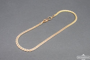 Auksinė apyrankė - AUP015