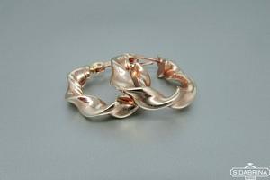 Auksiniai auskarai - AUA001