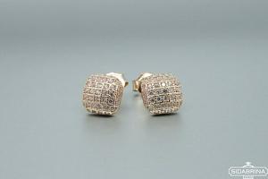 Auksiniai auskarai - AUA031