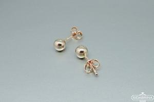 Auksiniai auskarai - AUA055