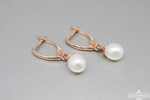 Auksiniai auskarai - AUA091