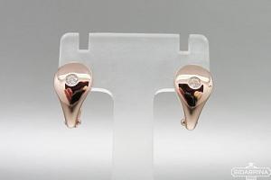 Auksiniai auskarai - AUA104