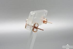 Auksiniai auskarai - AUA122