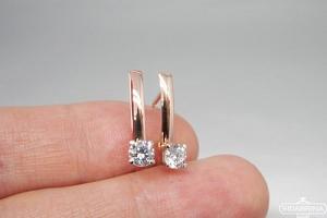 Auksiniai auskarai - AUA147