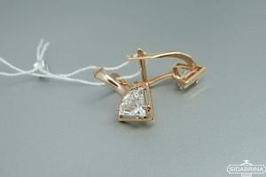 Auksiniai auskarai - AUA149