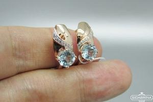 Auksiniai auskarai - AUA150