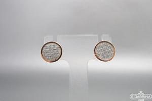 Auksiniai auskarai - AUA163