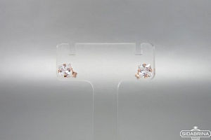 Auksiniai auskarai - AUA175