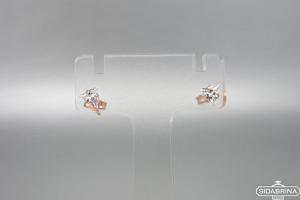 Auksiniai auskarai - AUA176