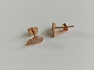 Auksiniai auskarai - AUA183