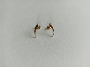 Auksiniai auskarai - AUA185