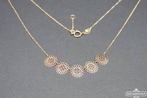 Auksinis kolje - AKO020