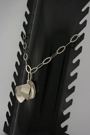 Itališkas sidabrinis kolje - KOL007