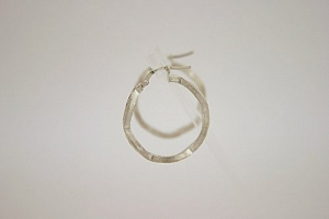 Itališki sidabriniai auskarai - AUM009