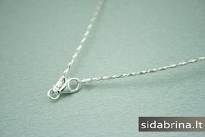 Lankstus sidabro lankelis - GRM085