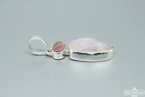 Pakabukas su natūraliais akmenimis - PAM644