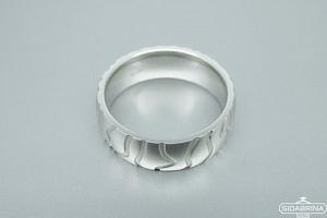 Sidabrinis žiedas - ZDM1036