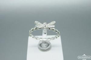Sidabrinis žiedas - ZDM1391