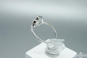 Sidabrinis žiedas - ZDM1437