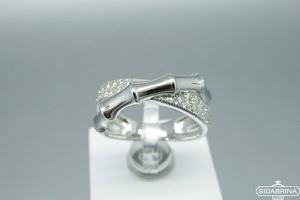 Sidabrinis žiedas - ZDM1442