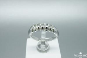 Sidabrinis žiedas - ZDM1448