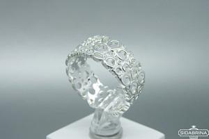 Sidabrinis žiedas - ZDM1465