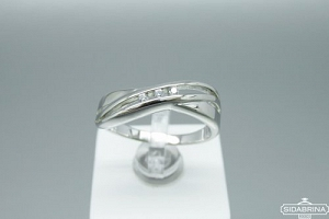 Sidabrinis žiedas - ZDM1467