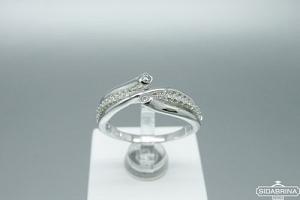 Sidabrinis žiedas - ZDM1468