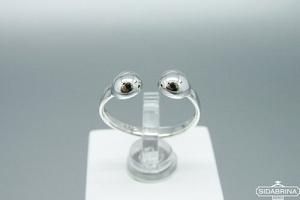 Sidabrinis žiedas - ZDM1470