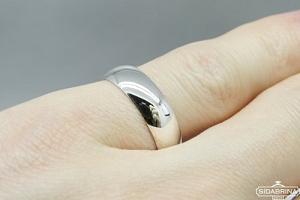 Sidabrinis žiedas - ZDM1477