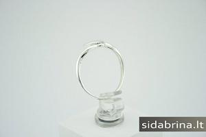 Sidabrinis žiedas - ZDM191