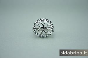 Sidabrinis žiedas - ZDM268