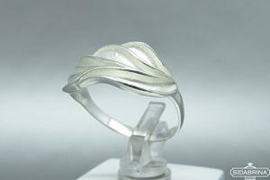 Sidabrinis žiedas - ZDM576