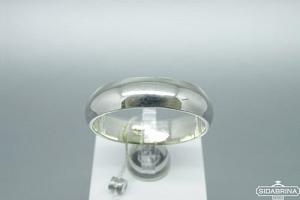 Sidabrinis žiedas - ZDV163