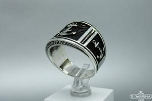 Sidabrinis žiedas - ZDV168