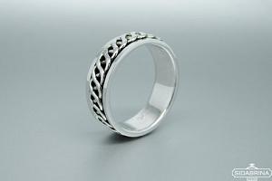 Sidabrinis žiedas - ZDV175