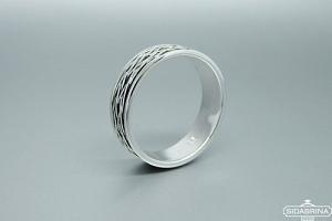 Sidabrinis žiedas - ZDV177