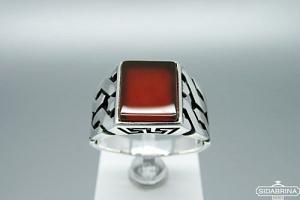 Sidabrinis žiedas - ZDV196