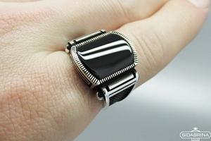 Sidabrinis žiedas - ZDV198