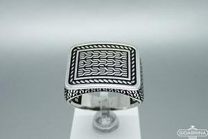 Sidabrinis žiedas - ZDV213
