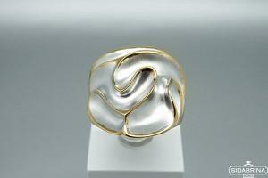 Sidabrinis žiedas - ZDM1520