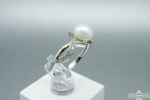 Sidabrinis žiedas - ZDM1528