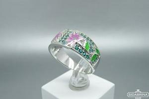 Sidabrinis žiedas - ZDM1534