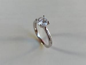 Sidabrinis žiedas - ZDM1569
