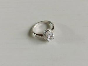 Sidabrinis žiedas - ZDM1578